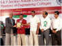 ISTE-Best Chairman award